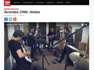 Acordes CNN: AISLES