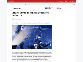 Aisles: la banda chilena de música universal