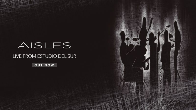 Our Live from Estudio del Sur EP is out!